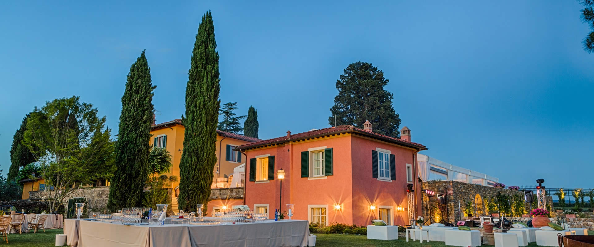 Vacation home rentals Italy